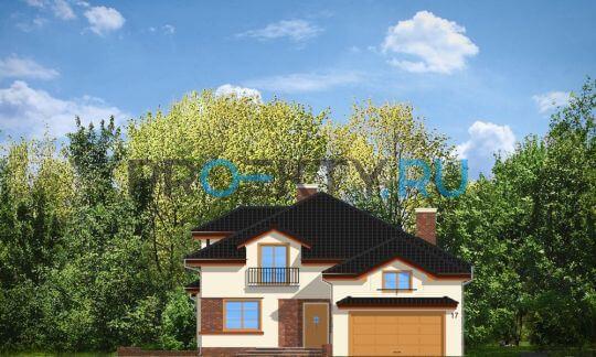 Фасады проекта Родительский
