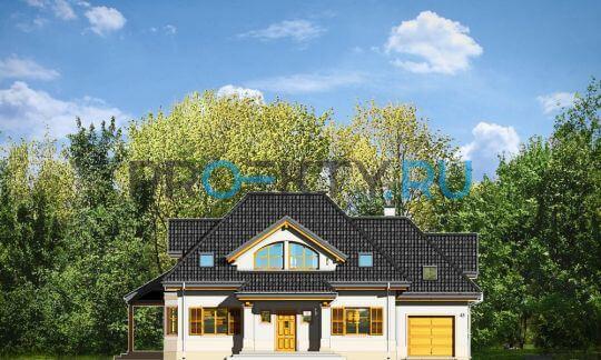 Фасады проекта Рубин-3