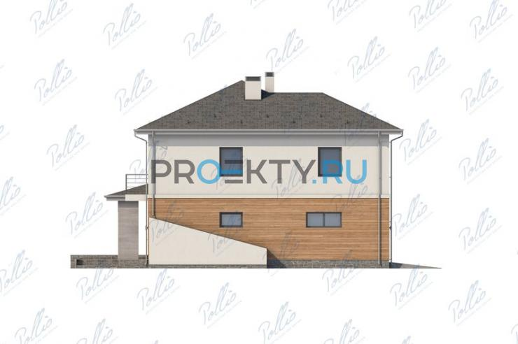 Фасады проекта Х21