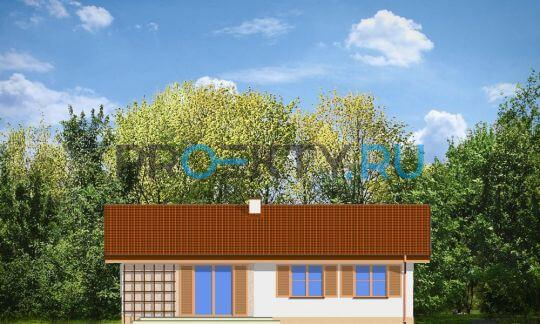 Фасады проекта Солнечный