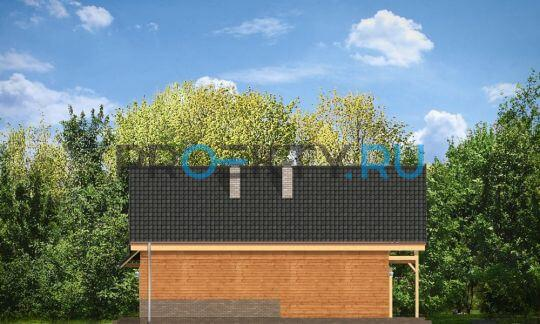 Фасады проекта Соловей
