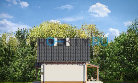 Фасады проекта Смык-2