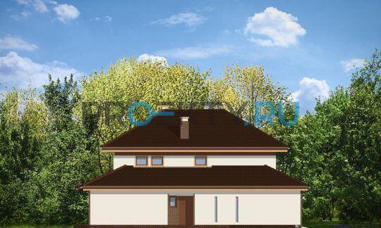 Фасады проекта Сонет