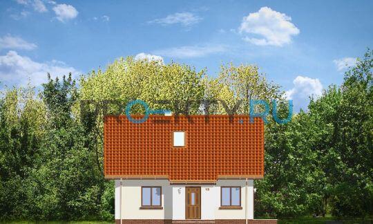 Фасады проекта Сосенка-3