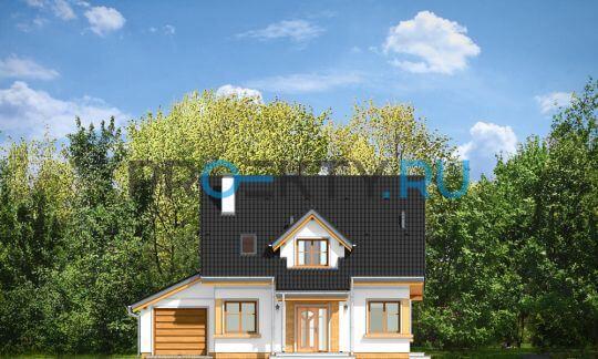 Фасады проекта Спокойный