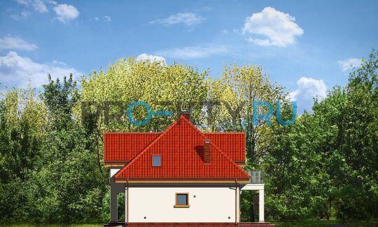 Фасады проекта Ромашка