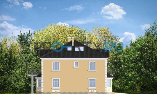 Фасады проекта Стильный