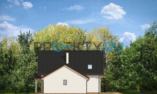 Фасады проекта Сильвия