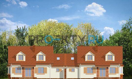 Фасады проекта Шквал