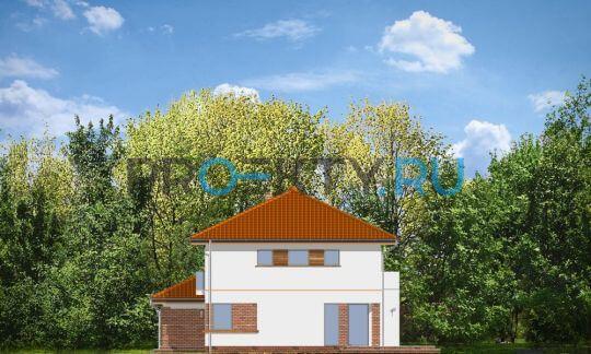 Фасады проекта Изумруд-2
