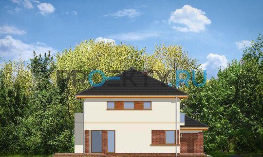Фасады проекта Изумруд
