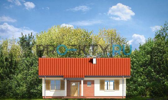 Фасады проекта Шпак