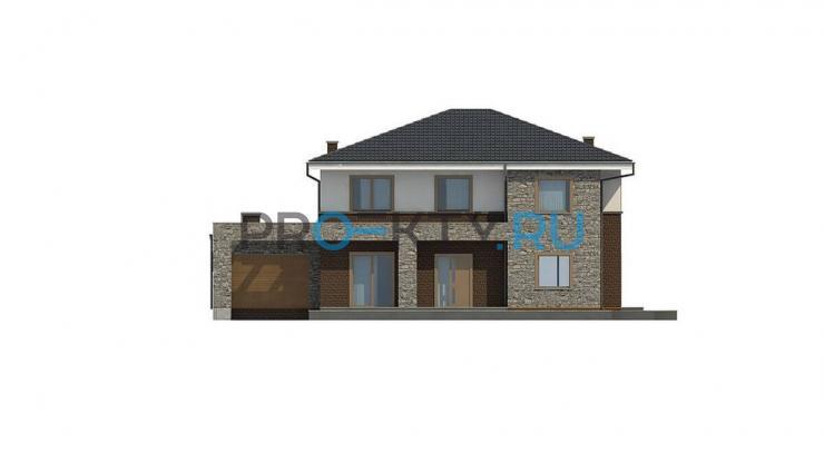 Фасады проекта Zx109