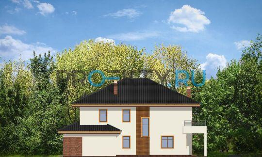 Фасады проекта Топаз-2