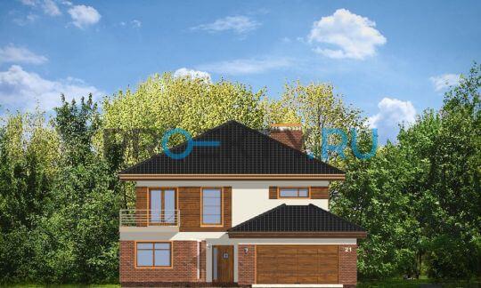 Фасады проекта Топаз-3