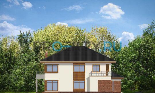 Фасады проекта Топаз
