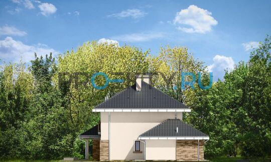 Фасады проекта Тукан