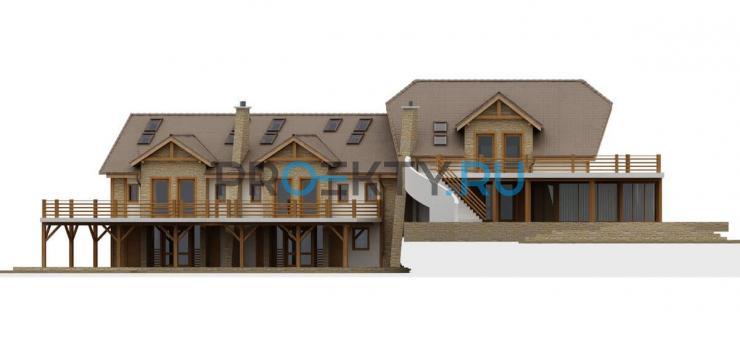 Фасады проекта Zr2