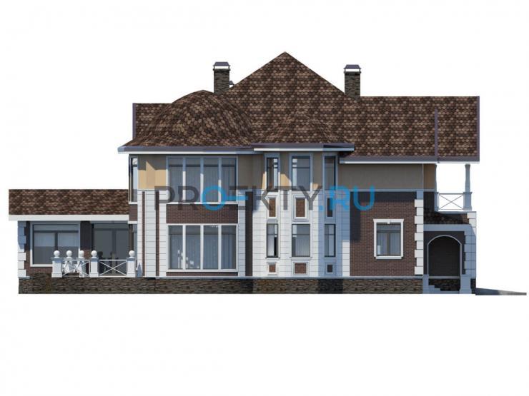 Фасады проекта Таскана 2