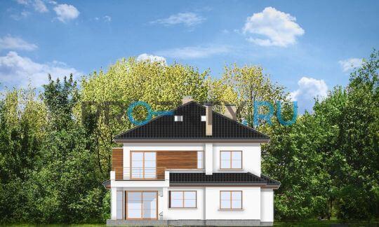 Фасады проекта Вега