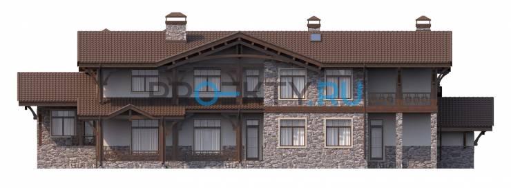 Фасады проекта Бероль