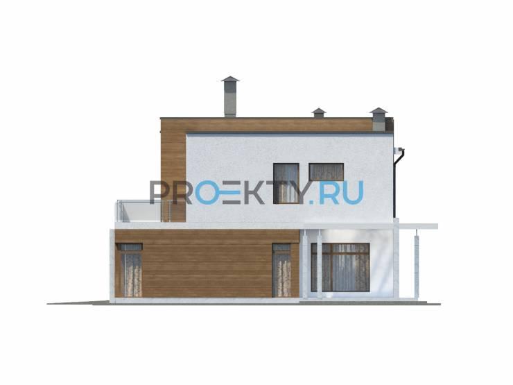Фасады проекта Гатри