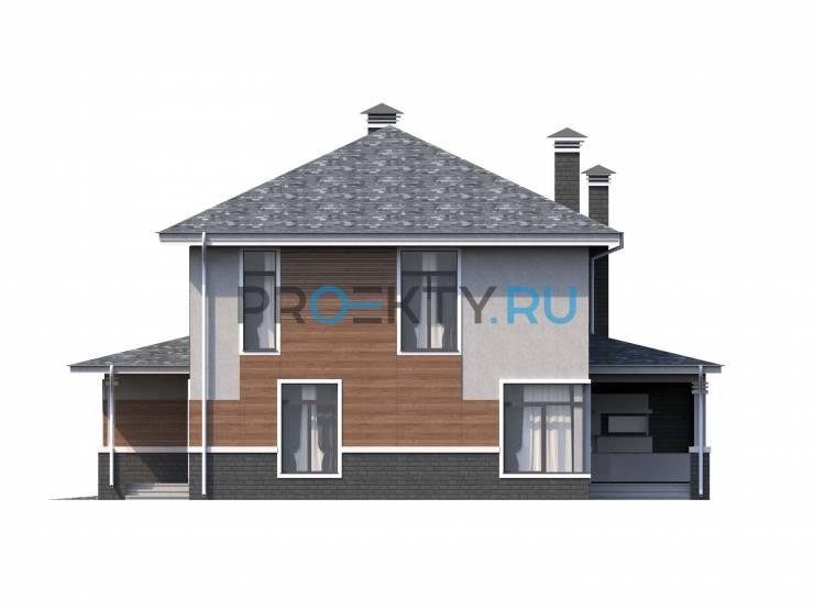 Фасады проекта Торнео