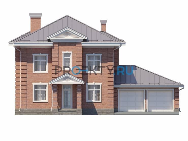 Фасады проекта Дарли-2