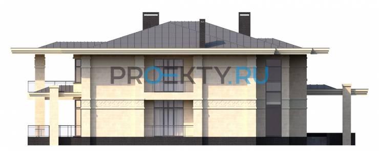 Фасады проекта Гамильтон