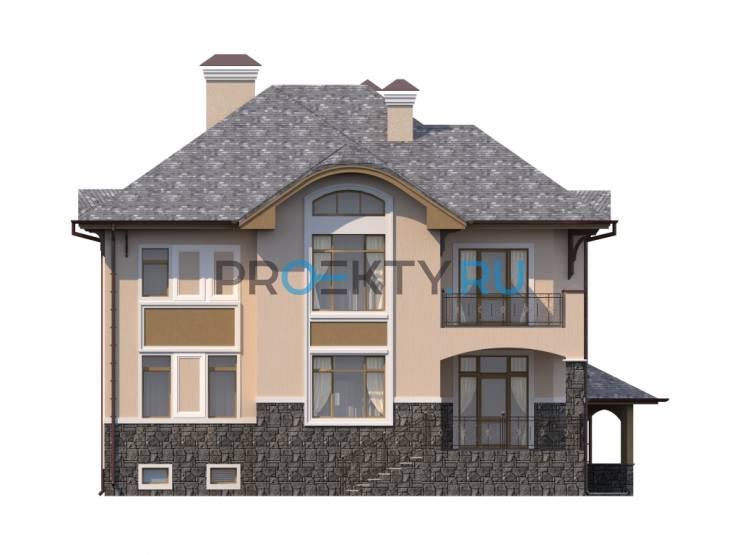 Фасады проекта Глория-2