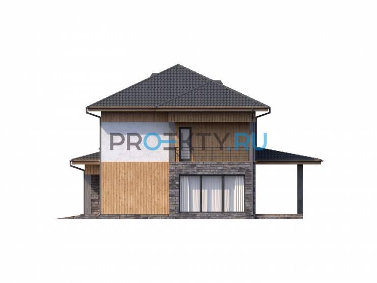 Фасады проекта Гронинген