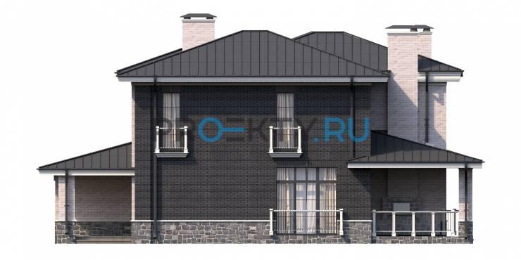 Фасады проекта Норман