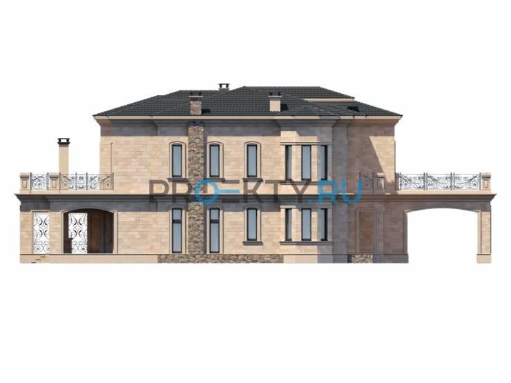 Фасады проекта Римини