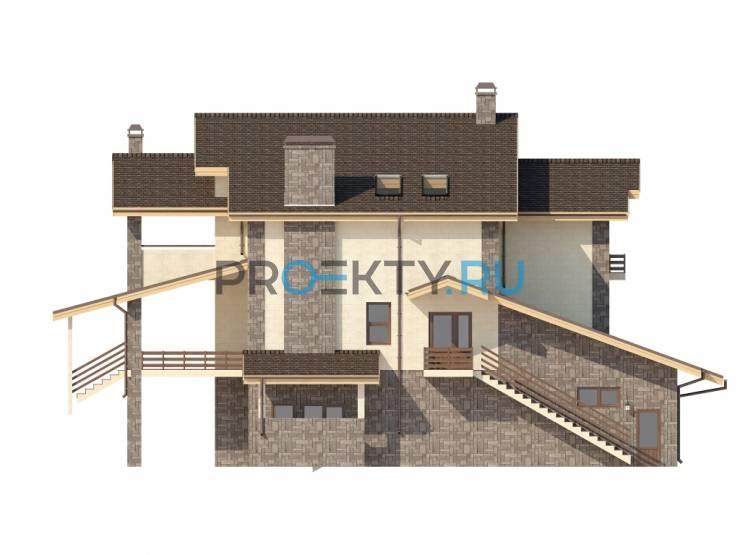 Фасады проекта Сиера