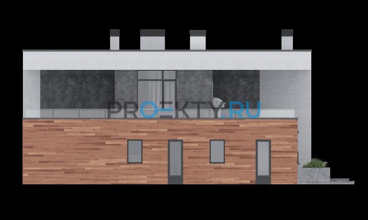 Фасады проекта Турин