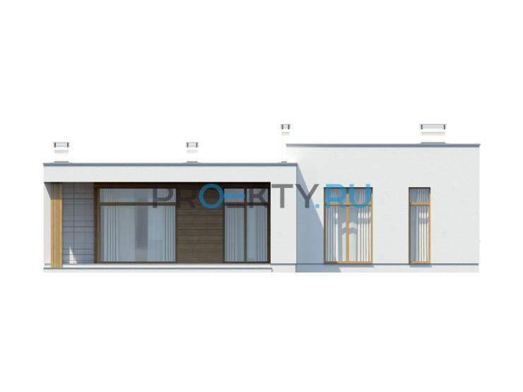 Фасады проекта Лир
