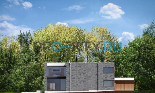 Фасады проекта Вилла Нова