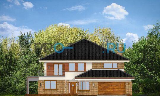 Фасады проекта Виола