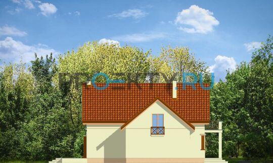 Фасады проекта Весенний