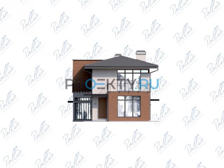 Фасады проекта Х11