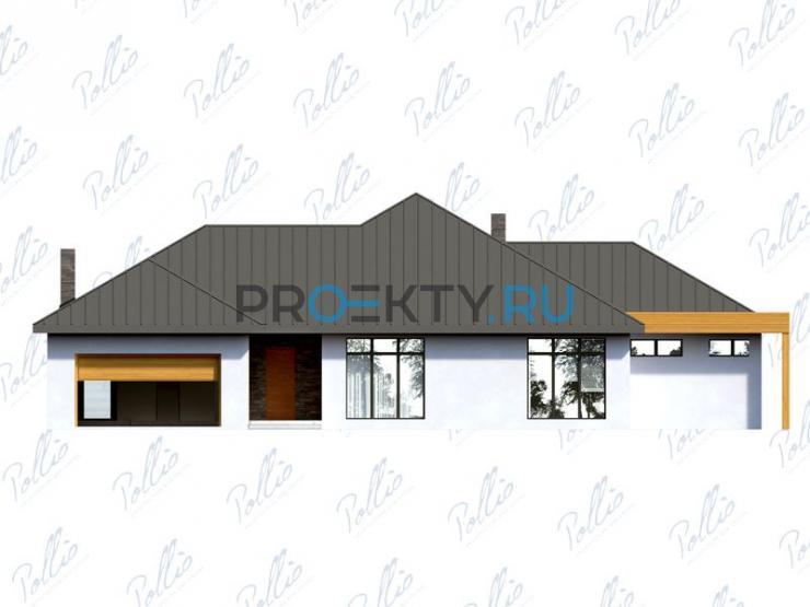 Фасады проекта Х12