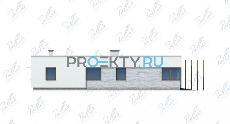Фасады проекта Х7