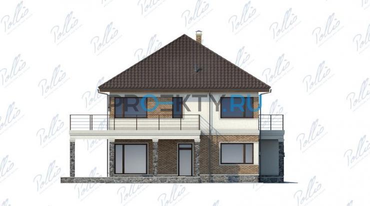 Фасады проекта X3
