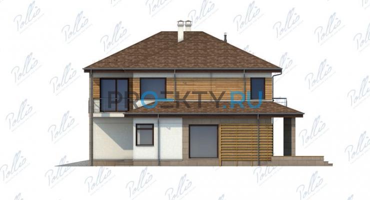 Фасады проекта X4