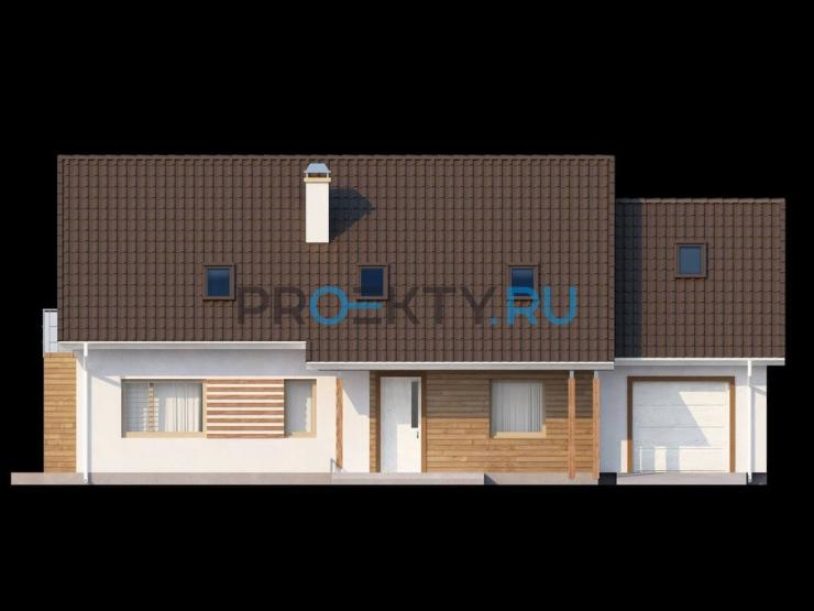 Фасады проекта Z103