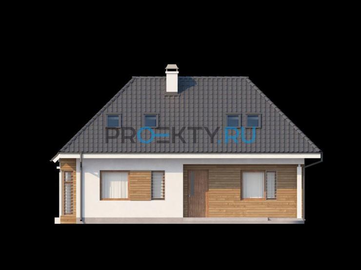 Фасады проекта z104
