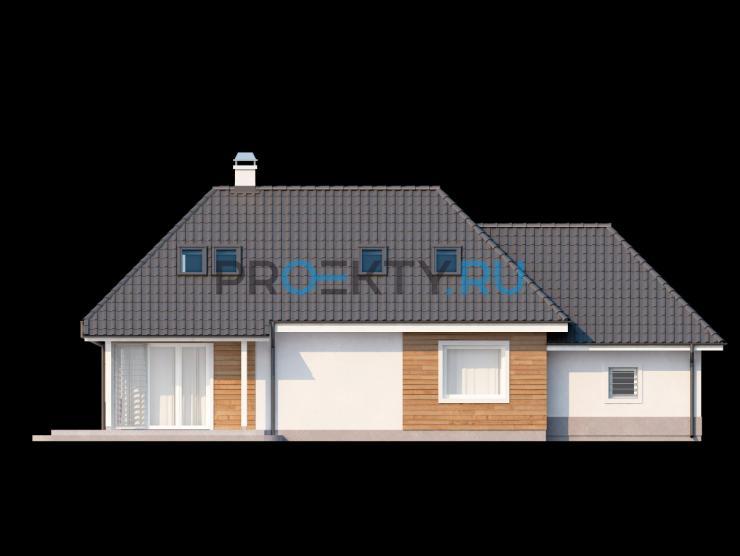 Фасады проекта Z105