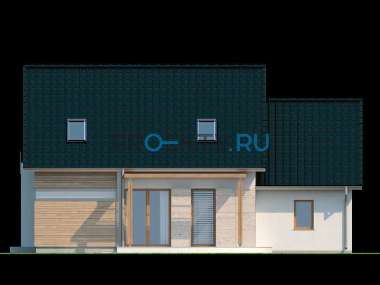 Фасады проекта Z114