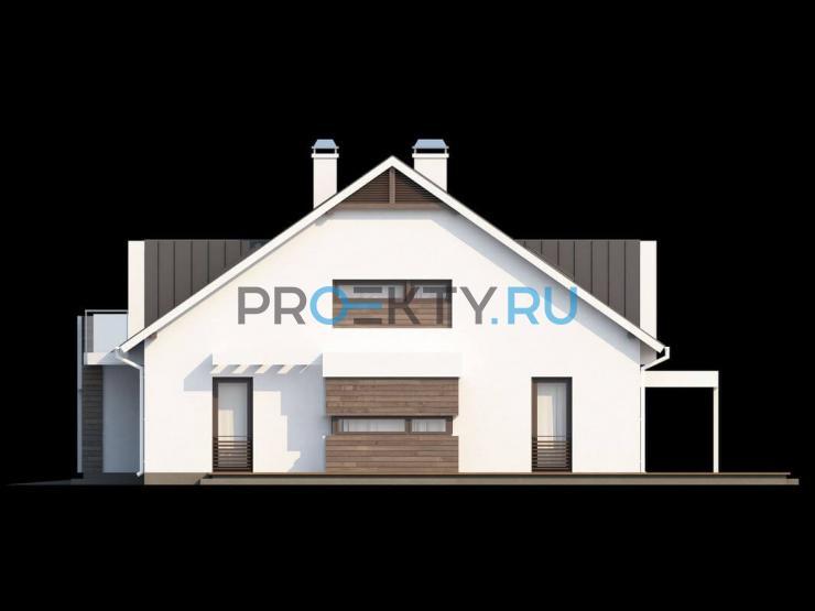 Фасады проекта Z116