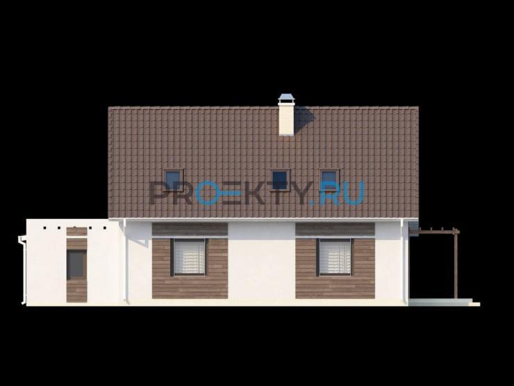 Фасады проекта Z117